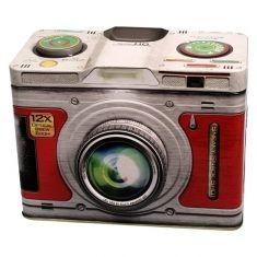 Kamera, Blechdose