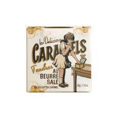 Karamellbonbons - Caramels Tendres au beurre salé