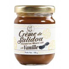 Karamellcreme - Crème de Salidou à la Vanille