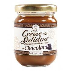 Karamellcreme - Crème de Salidou au Chocolat
