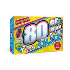 Kartenquiz - Das unglaubliche 80er Jahre Quiz