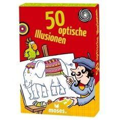 Kartenset - 50 optische Illusionen