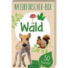 Kartenset - Naturforscher-Box, Wald