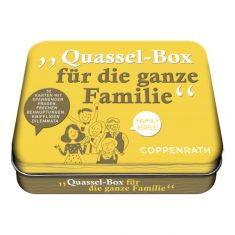 Kartenset - Quassel-Box für die ganze Familie