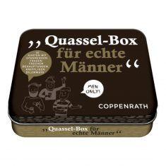 Kartenset - Quassel-Box für echte Männer
