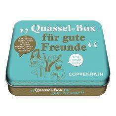 Kartenset - Quassel-Box für gute Freunde