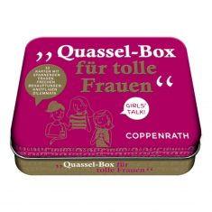 Kartenset - Quassel-Box für tolle Frauen