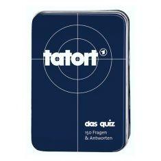 Kartenset - Tatort, Das Quiz