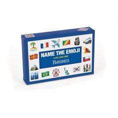 Kartenspiel - Emoji Quiz Reisen