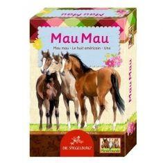Kartenspiel - Mau Mau, Pferdefreunde