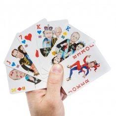 Kartenspiel - Royal Flush