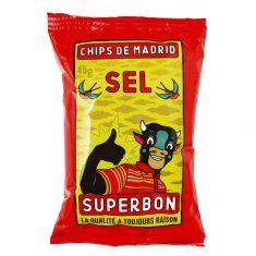 Kartoffelchips - Sel, Superbon
