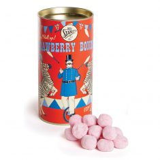 Kaubonbons - Mr. Stanley's Strawberry Bonbons