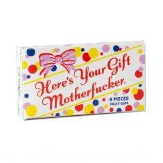 Kaugummi - Here's Your Gift Motherfucker.