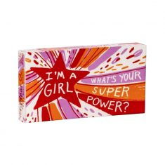 Kaugummi - I'm a Girl. What's your Super Power?