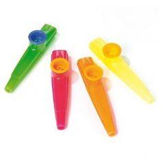 Kazoo, Kunststoff