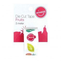 Klebeband - Die Cut Tape, Fruits