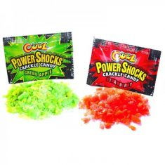 Knisterpulver - Cool Power Shocks Crackle Candy