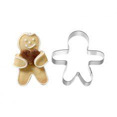 Ausstechform Knuddel-Keks Gingerman
