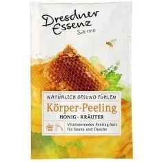 Körper-Peeling - Honig/Kräuter