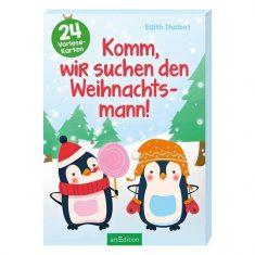 Adventskalender - Komm, wir suchen den Weihnachtsmann!