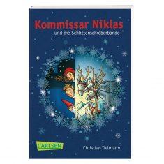 Taschenbuch - Kommissar Niklas und die Schlittenschieberbande
