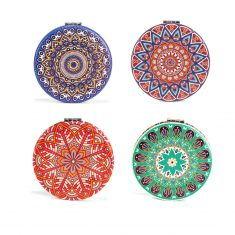 Kompaktspiegel - Mandala