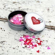 Konfettidose - Love...