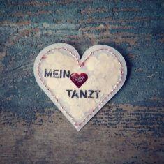 Konfettiherz - Mein Herz Tanzt