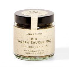 Kräutermischung - Bio Salat & Saucen-Mix