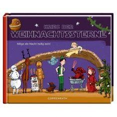 Buch - Krieg der Weihnachtssterne