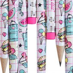 Bleistift - Girlpower