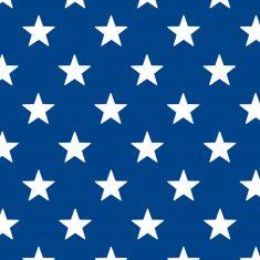 Geschenkpapier - Sterne dunkelblau