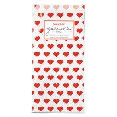 Papiertüten - Herzen Rot, 6er-Set