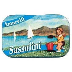 Lakritzdragees - Amarelli Sassolini