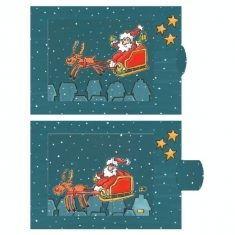 Lebende Karte - Rudolph