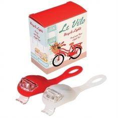 LED-Fahrradlampen - Le Velo, 2er-Set