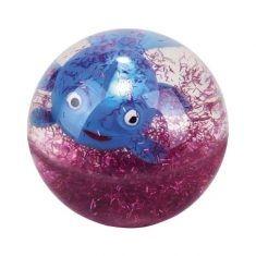 Leuchtflummi - Disco-Fisch