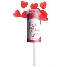 Konfetti Popper - Love is in the air