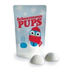 Schneemann Pups