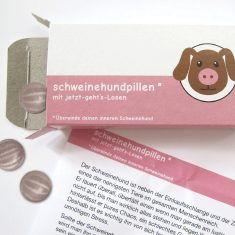 Schweinehundpillen mit Trainingsplan