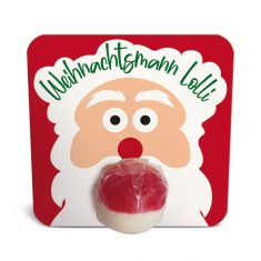 Weihnachtsmann Lolli