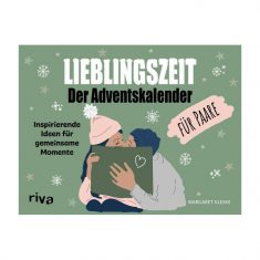 Lieblingszeit - Der Adventskalender für Paare