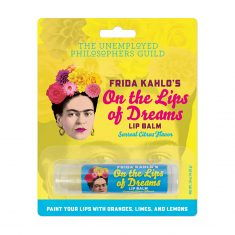 Lip Balm - Frida Kahlo's On the Lip of Dreams