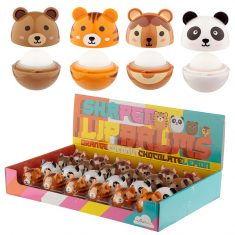 Lippenbalsam - Cutiemals, Tierform-Behälter