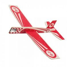 Holzflieger - Looping Stars Red D-7