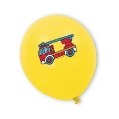 Luftballon - Feuerwehr Benny Brandmeister