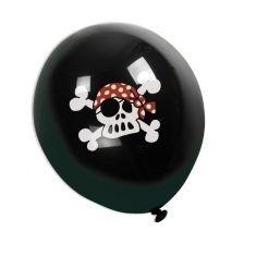 Luftballon - Pirat Jolly Roger