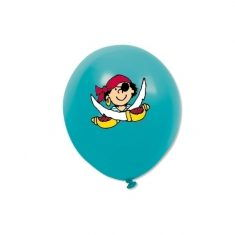 Luftballon - Pirat Pit Planke