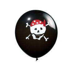 Luftballon - Pirat